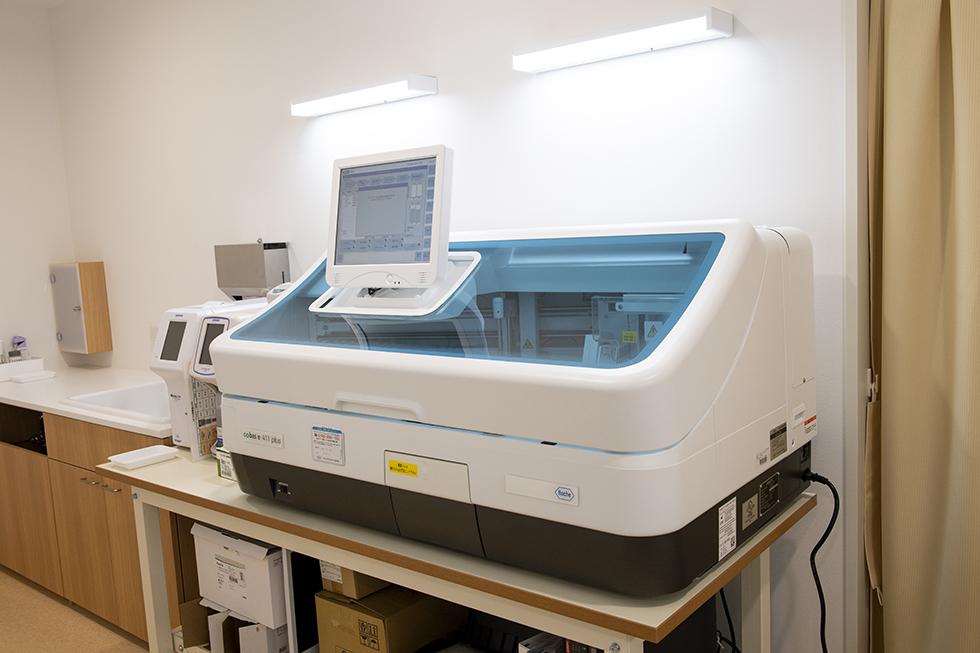免疫自動分析装置(ホルモン検査)